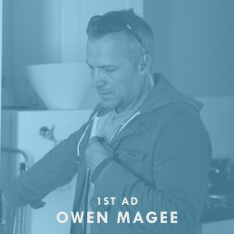 Owen Magee Assistant Director
